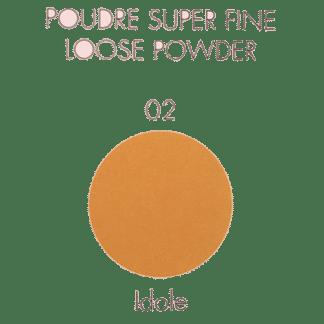 silky owder
